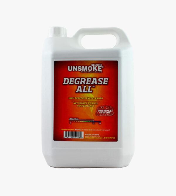 Unsmoke Degrease All